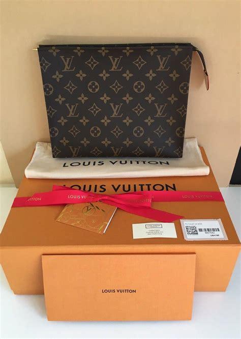 louis vuitton toiletry pouch  monogram cosmetic bag  parfums lv purse bags fashion bags