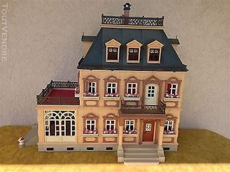 hauteur meuble de cuisine maison playmobil meublée clasf