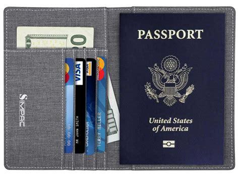 rfid blocking wallet organize  life
