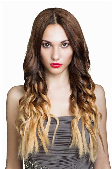 Hair Trend Report Tie Dye Style Lionesse Flat Irons