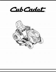 Cub Cadet Ltx 1040 User Manual
