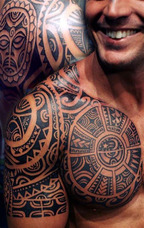 tatuajes tribales  hombres  mujeres  imagenes