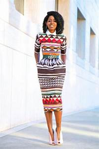 25 best ideas about mode africaine robe on pinterest With robe ethnique africaine