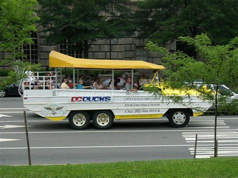 Duck Boat Tours Dc by A Brief Tour Of Washington Dc 2004