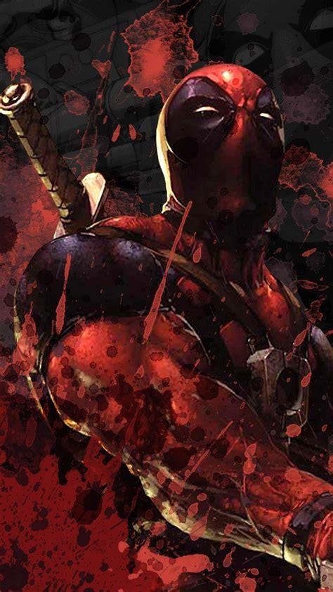 Download Deadpool Mobile Wallpaper Gallery