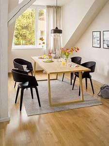 Teppich Unter Esstisch : micasa esszimmer mit st hle avico micasa essen pinterest ~ Watch28wear.com Haus und Dekorationen