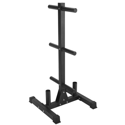 xprt fitness olympic weight plates rack bumper plates storage holder   walmartcom