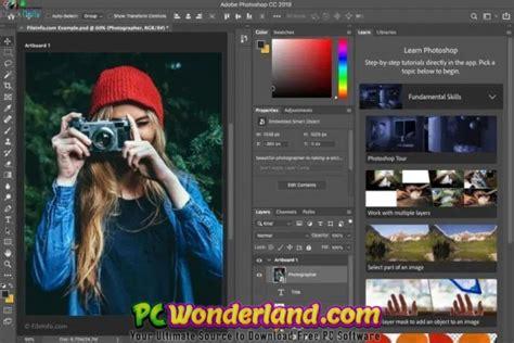 Adobe Photoshop Cc 2020 21 Free Download Pc Wonderland
