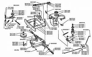 Detailed Wiring Diagram 917 288070 Lawn Mower
