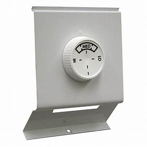 Honeywell Manual Electric Baseboard Thermostat