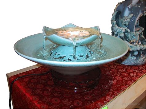mini water fountain for desk table fountains to up your mood home furniture and decor