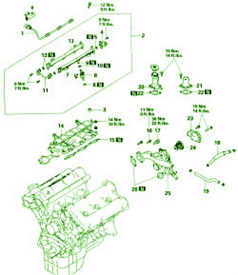 Mitsubishi Montero Engine Fuse Box Diagram
