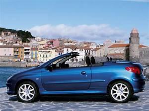 Peugeot 206 Cc : peugeot 206 cc 2003 picture 04 1600x1200 ~ Medecine-chirurgie-esthetiques.com Avis de Voitures