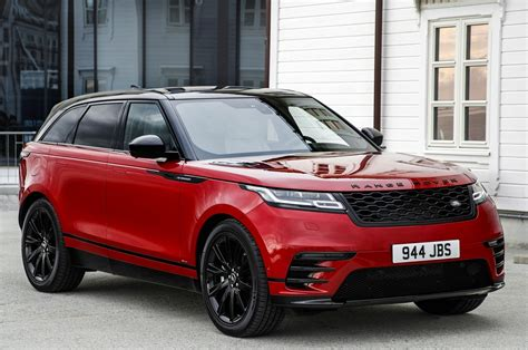 2019 Range Rover Velar Specs and Review - 2018 / 2019 Cars ...