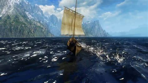 Boats Witcher 3 by The Witcher 3 The Fastest Boat