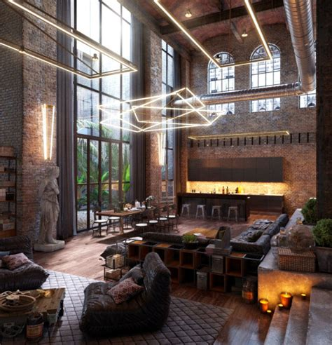 40 Lofts That Push Boundaries by Home Designing 40 Lofts That Push Boundaries