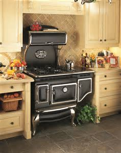 Elmira ?Antique? Appliances Bring the Warmth and Tradition