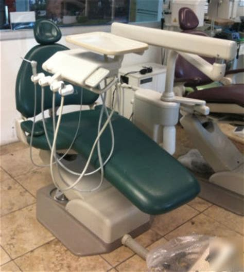 adec cascade 1040 dental package pkg dental chair unit