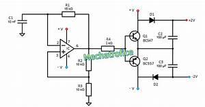 Dc Ampeare Doubler Circuit Diagram