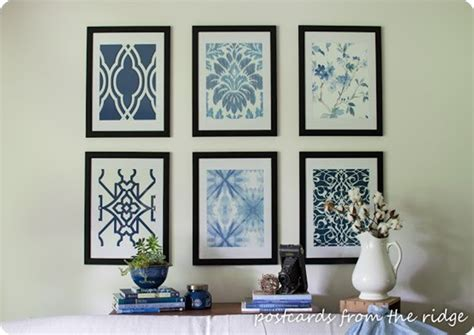 framed wallpaper wall art knockoffdecorcom