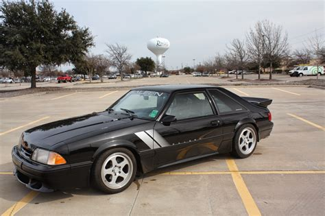 1993 Mustang Saleen Supercharged 1 0f 1