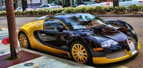 Bugatti Veyron Used As A Taxi In Dubai