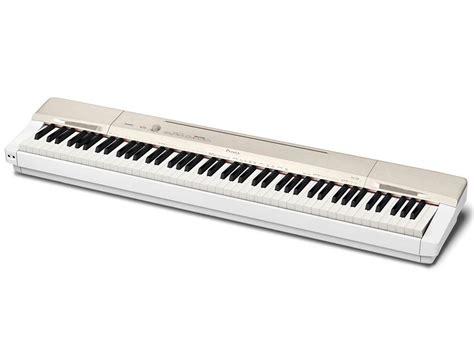 Casio Bianco by Casio Px160 Wh Pianoforte Digitale 88 Tasti Colore Bianco