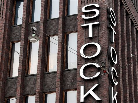 Finland's Stockmann files for corporate restructuring due ...