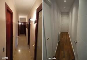 Antes y después: ganando espacio y luz natural