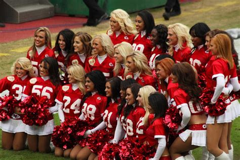 pro cheerleader heaven kansas city chiefs cheerleaders