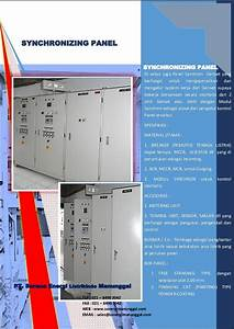 Manufacturer Of Electrical Switchboard