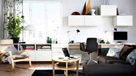 bureau de salon design bureau dans le salon mariekke