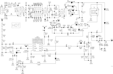 lcd tv part diagram master electronics repair samsung