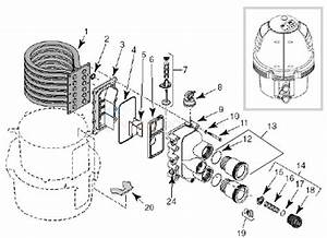 Sta-rite Max-e-therm Water System Parts