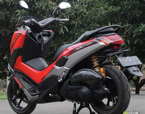 Modifikasi Yamaha Nmax by 25 Foto Modifikasi Yamaha Nmax Cutting Sticker Collor