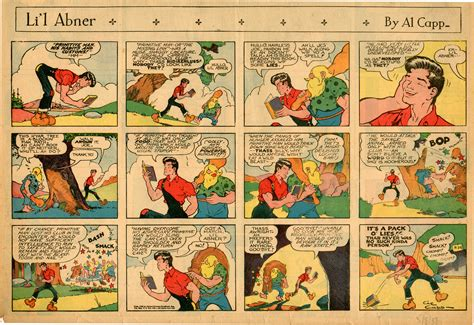 An Interview With Al Capp's Biographers