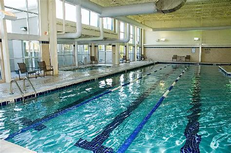 Fitness Center Pool  Picture Of Renaissance Raleigh North