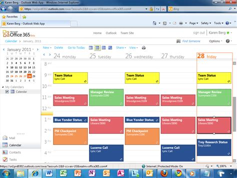 Office 365 Outlook Calendar by Clean Your With Microsoft Office On