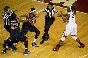 Alabama and Auburn Women's Basketball Players Throw ...