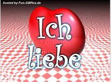 Ich liebe Dich Pinnwand Bild Facebook BilderGB Bilder