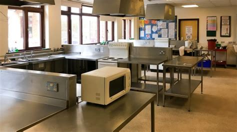 Food Tech Room for hire at The Causeway School