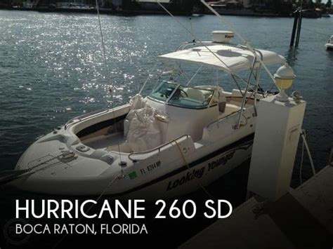 Hurricane Boat Wax by 2004 Hurricane Deck Boat Boats For Sale