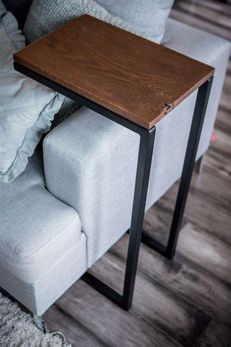 laptop table ideas  pinterest laptop tray table furniture design  sofa side table