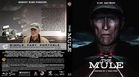 Januar 2019 in deutschen kinos anlief. CoverCity - DVD Covers & Labels - The Mule