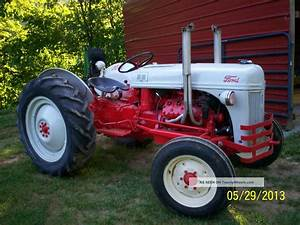 Ford 8 Tractors