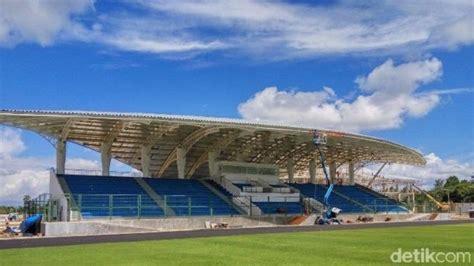 dukung pon  freeport indonesia bangun sport complex