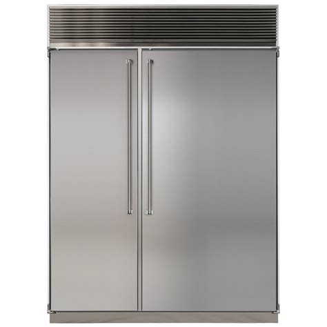 mprocssss marvel professional  built  side  side refrigerator stainless airport home