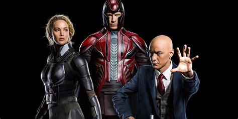 Xavier & Magneto Reunite in X-Men: Dark Phoenix Set Photo ...