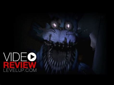 Video Review Five Nights At Freddy's 4  Youtube