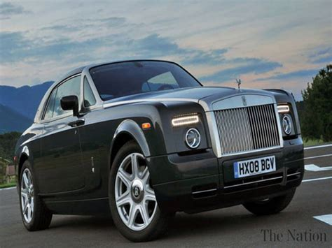 Alarming Increase In Import Of Luxury Cars